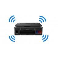 Printer Canon Inkjet Pixma G3000 ( Print, Scan, Copy, Wifi )