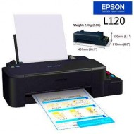 EPSON Printer L120 A4 Tinta Infus Original