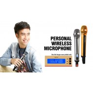 Wireless Microphone V8 PM-1000